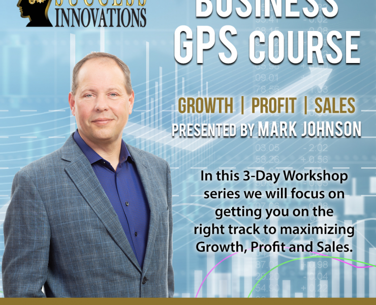 Business GPS Course with Mark Johnson